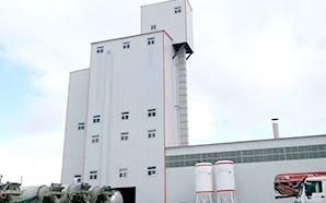 阶梯式大型干混砂浆生产线