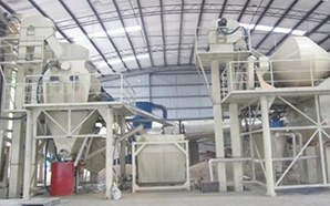 砂浆特种生产线设备