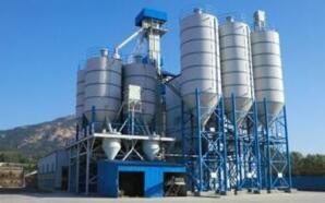 预拌砂浆设备