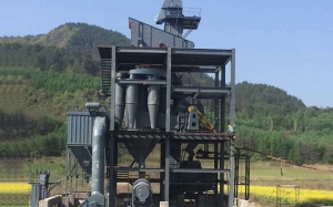山东机制砂生产线设备