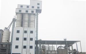 30万吨塔楼式生产线